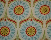 Fabric by the yard-Heather Bailey Pop Garden Pop Daisey