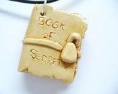 Book of Secrets Pendant