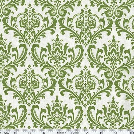 madison wallpaper shamrock white green damask by premier