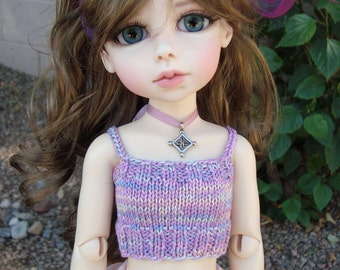 Knit Cami for Lasher MSD Doll, Anya, Drucilla, etc.