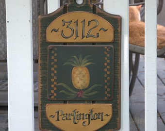 House Plaque/Tavern Sign