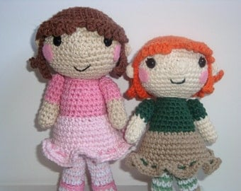 A. Jolly Girl PDF Crochet Pattern