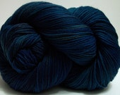 FREE SHIPPING SALE - Mythical - Hand dyed Yarn by Twilight Knits Superwash Merino Fingering Weight Sock Hand painted
