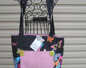 Bag   Butterfly Shoulder Bag  (235)