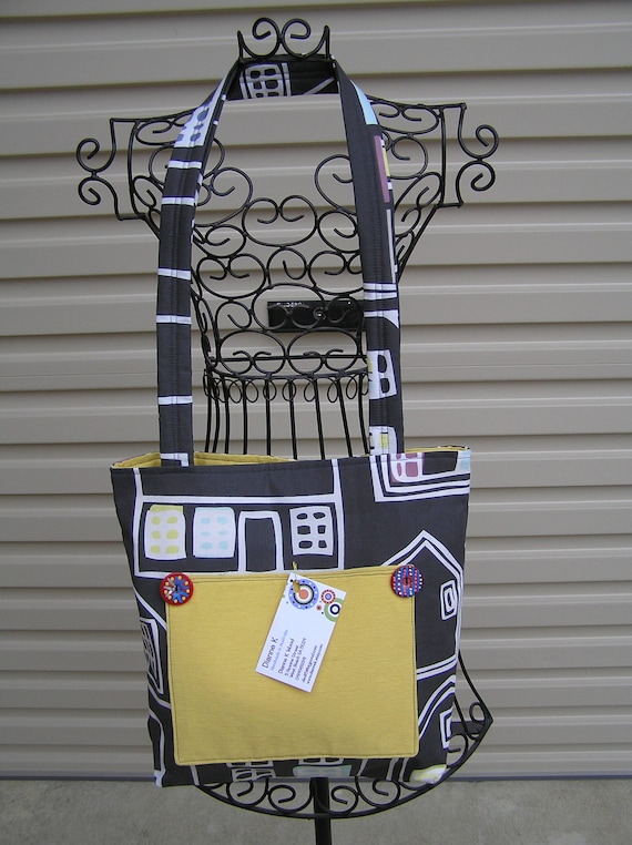 Tote Bag Retro Print (4)