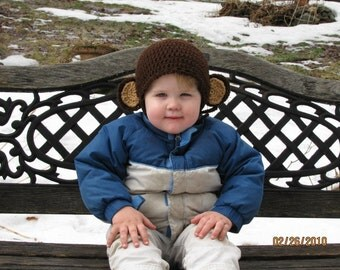 Monkey Hat (Infant/Children)