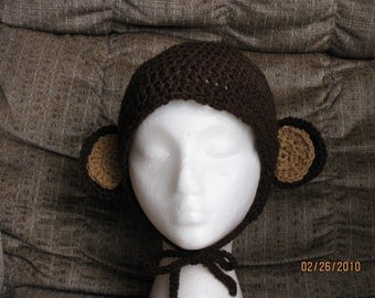 Monkey Hat (Teen/Adult)