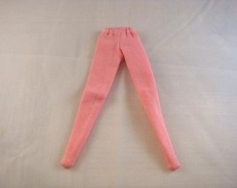 Blythe - Plain Rose Pink Tights - BLEG-024