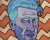 David Lynch 8x10 Print