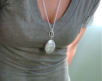 Locket Necklace - Womens
