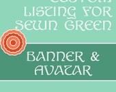 Custom Listing for SewnGreen