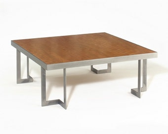 Cherry Kotatsu Low Coffee Table