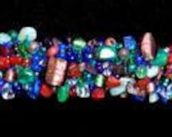 Baubles & Beads Bracelet - PDF KNITTING PATTERN