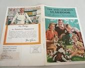 1945 Housewife's Yearbook of American Homemaking