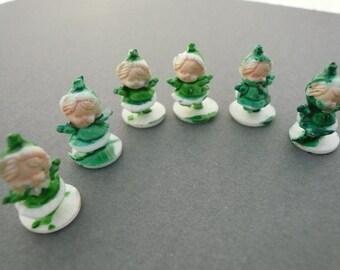 Vintage Tiny Elves (6)