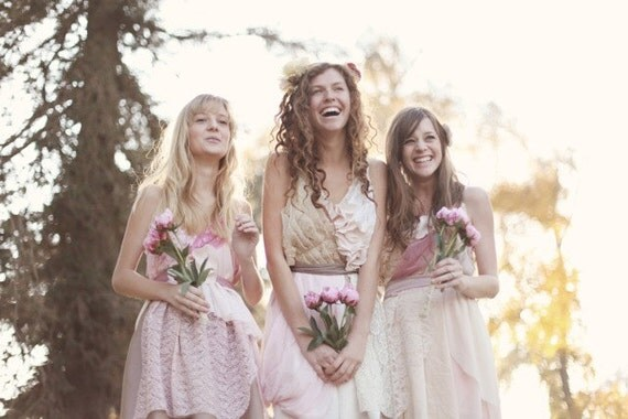 Deposit for Kaci Maxwell's Custom Bridesmaids Dresses