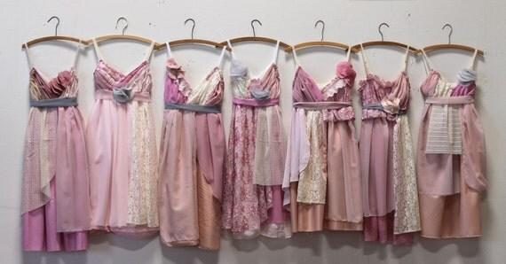 Individual Final Payments for Amanda Pennoyers Custom Bridesmaids Dresses