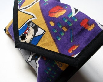 Batman Pouch - MADE TO ORDER - Kezbirdie