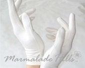 Beauty Cotton Gloves for lovelier, softer hands M, L
