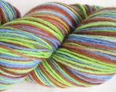 Handdyed Merino Sock Yarn