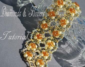 Tutorial - Diamonds and Flowers