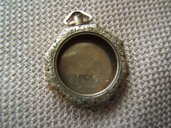 Early 1900's Locket or Watch Part