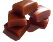 Brown Sugar Caramels - One Pound