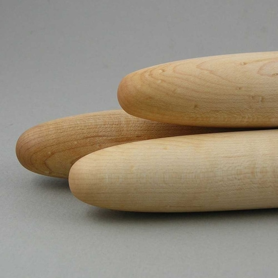Small French Rolling Pin (Maple)
