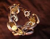 Industrial Chain Party Bracelet