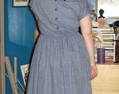 Vintage Bluebelle Daydress