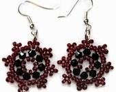 Vampire love - earrings