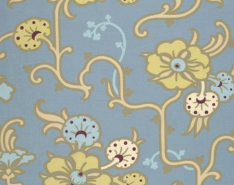 Cotton Quilting Fabric | Amy Butler fabric | Gypsy Caravan Velvet Vine Stainless