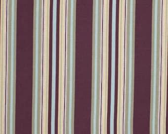 Cotton Quilting Fabric | Amy Butler fabric | Gypsy Caravan Hammock Stripe Wine