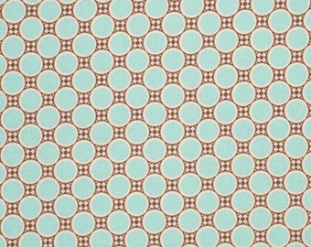 Cotton Quilting Fabric | Amy Butler fabric | Gypsy Caravan Deco Dots Foam