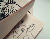 small book full of drawings - observations, portraits and dreams