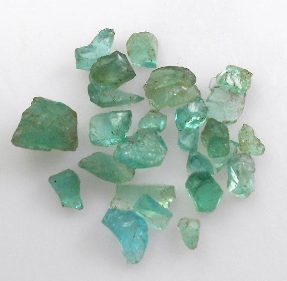 gemstones teal blue green apatite gemstones 25