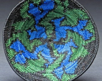 Love the Earth Tierra Ami  Miniature Basket  Contemporary Design