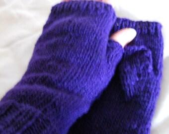 Ladie's Fingerless gloves