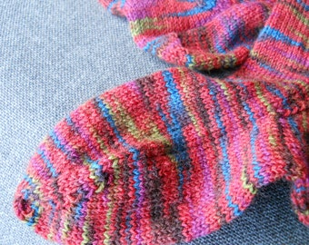 Ladies Knited socks