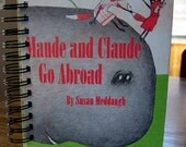 Day Planner - Maude and Claud Go Abroad