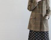 The Nancy Drew ... Vintage Wool Coat