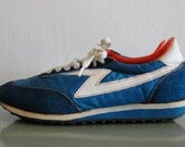 reserved ........... Super Zee ... Vintage Sneakers