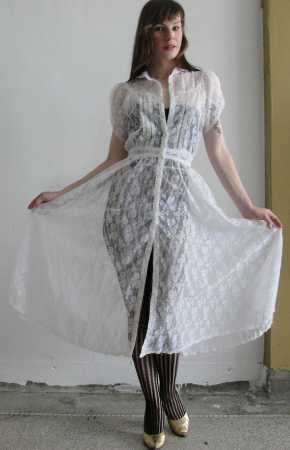 a lace embrace