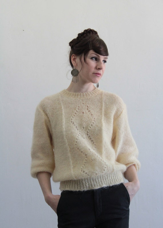 Vintage Mohair Sweater 78