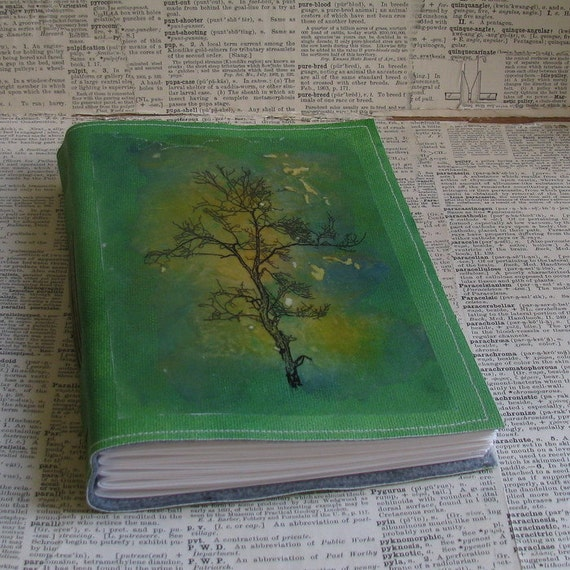 Tree of Change mid size Journal