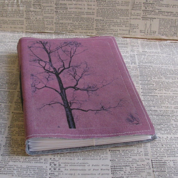 Tree of Free Spirit Mid Size Journal