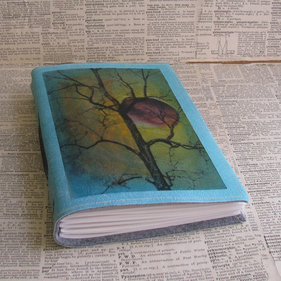 tree of free spirit mid size journal