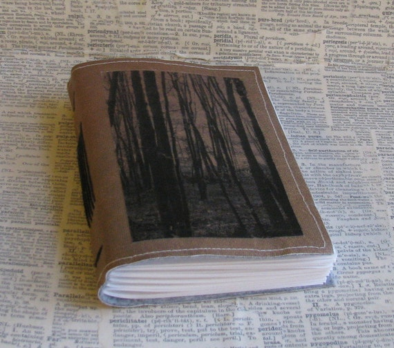 thru the trees journal