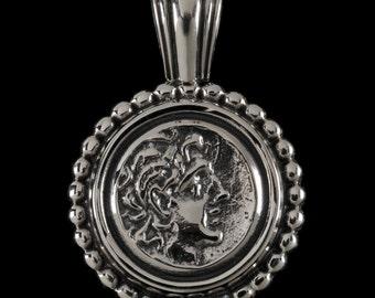 Nero Pendant, B.C. Silver Collection    6434S