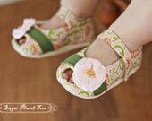 Alice baby shoes/booties